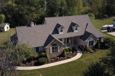 GAF American Harvest Lifetime Shingles